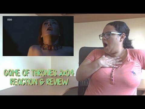 Game Of Thrones 2x04 Reaction Review Garden Of Bones S02e04
