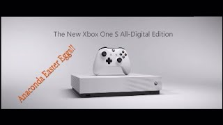 17 Hidden Clues found in Xbox One S AD trailer!! Anaconda details LEAKED!!