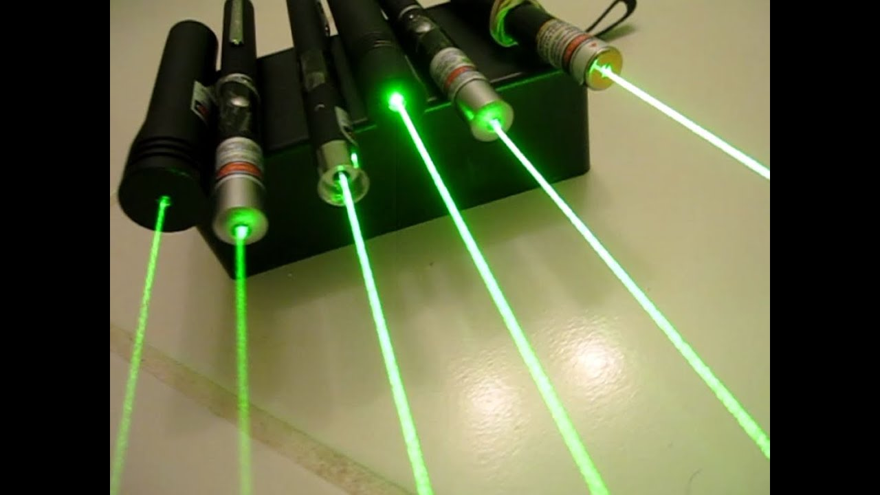 Green Lasers What Can Certain Mw Do Youtube