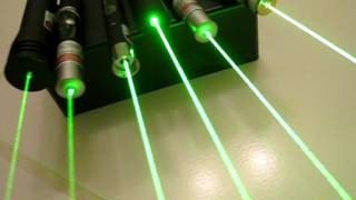 Green Lasers_ What Can Certain mW Do?