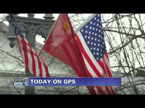 Fareed Zakaria GPS - Preview - 06/10/13