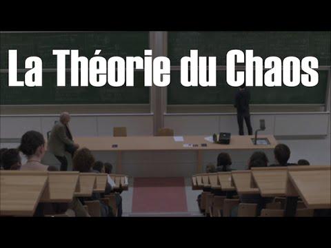 """La Theorie Du Chaos"" ESRA"
