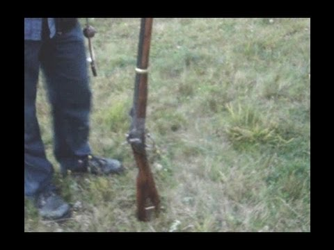 Navy Arms Co. Zouave Rifle