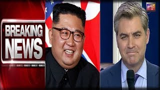 WTF! CNN's Jim Acosta Nearly SABOTAGES Peace Efforts By SCREAMING Questions at Trump-Kim Summit!