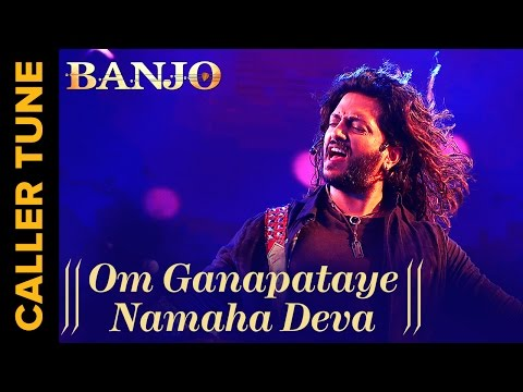 Set 'Om Ganapataye Namaha Deva' As You Caller Tune | Banjo