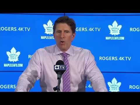 Maple Leafs Post-Game: Mike Babcock - November 5, 2016
