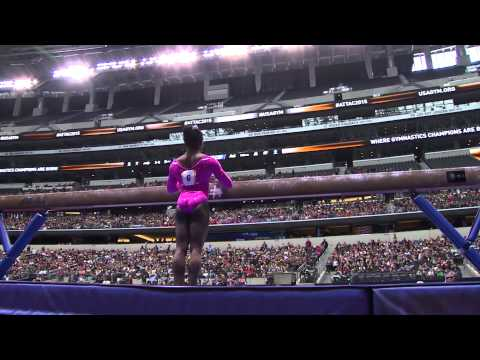 2015 AT&T American Cup - NBC Broadcast