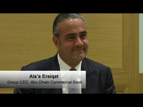 Interview with Ala'a Eraiqat of Abu Dhabi Commercial Bank