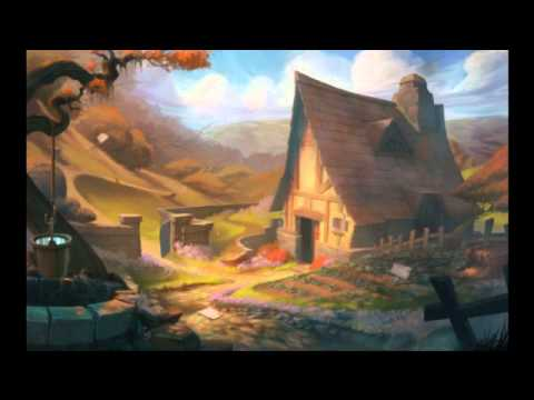Drawn Trail of Shadows Soundtrack - A Storybook Cottage