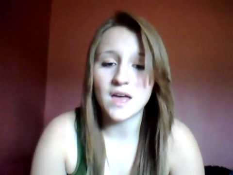 Kayla Singing scars By Papa Roach A Cappella video