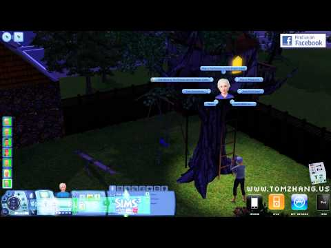 The Sims 3 Generations New Tree House Feature HD