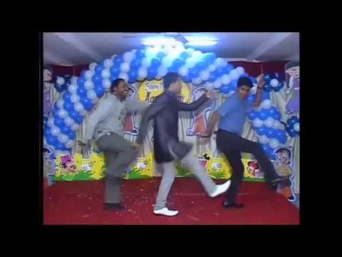 Aaryas 1 st Birthday  Ringa Ringa dance from Murali Mani shashi...