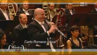 Carlo Romano with Gabriel's Oboe - Mission - (Ennio Morricone)