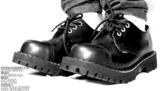 Gothic Punk Rock Boots