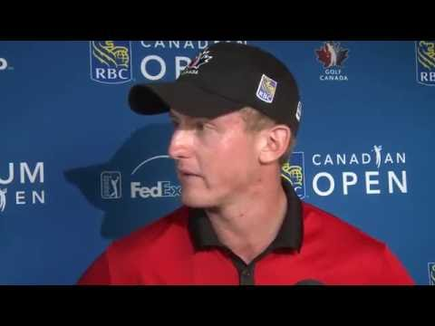 Jared du Toit's post tournament interview from the 2016 RBC Canadian Open