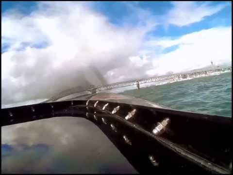 Batboat Auckland Offshore Auckland 2013