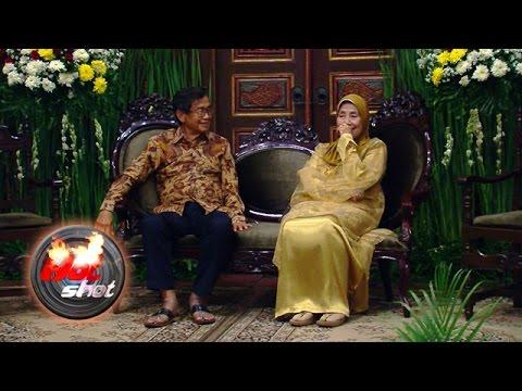 Nani Wijaya dan Ajip Rosidi Gelar Resepsi Sederhana - Hot Shot 20 Mei 2017