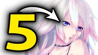 Top 5 Best HD Anime Android Games 2016