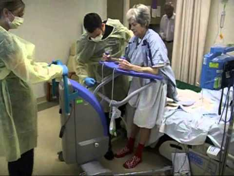 Early Mobility In The Icu Short Version Youtube