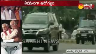 PM Modi visits Atal Bihari Vajpayee at AIIMS - Watch Exclusive