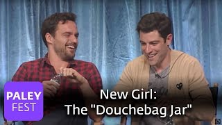 "New Girl - The Origin Of The ""Douchebag Jar"""