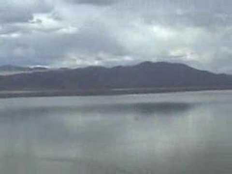 Derrame Transredes en Lago Poopó