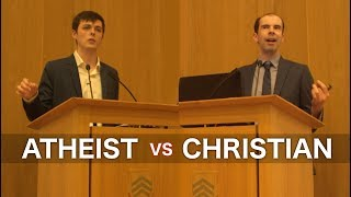 DEBATE: Is Christianity True? | Cosmic Skeptic vs Jonathan McLatchie