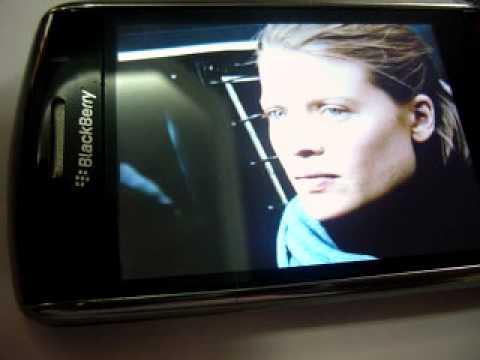 Blackberry Storm 9530 Español