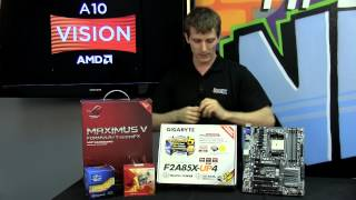 Integrated Graphics Showdown Round 2 Featuring AMD Trinity NCIX Tech Tips