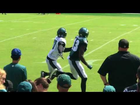 Eagles Training Camp Highlights 8 6 17