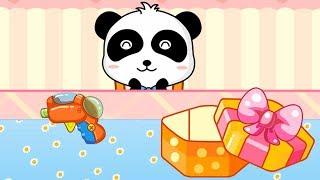 बच्चा पांडा जन्मदिन का जश्न - Fun & Educational Game For Kids