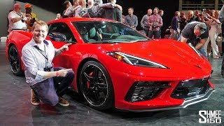 Check Out the NEW 2020 Corvette Stingray! | FIRST LOOK