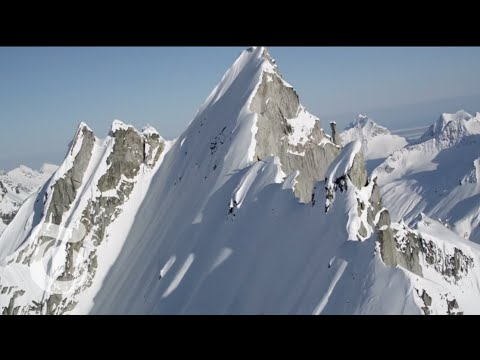 Skiers Tame Alaska's 'Magic Kingdom' - Extreme Skiing Video   The New York Times