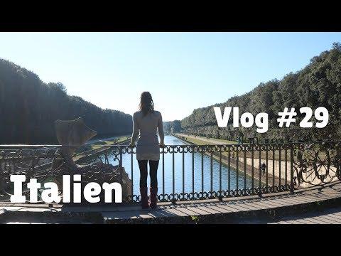 Palast von Caserta | Italien | Vlog #29 | mit dem Wohnmobil nach Italien