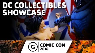 DC Collectibles Showcase at Comic-Con 2016