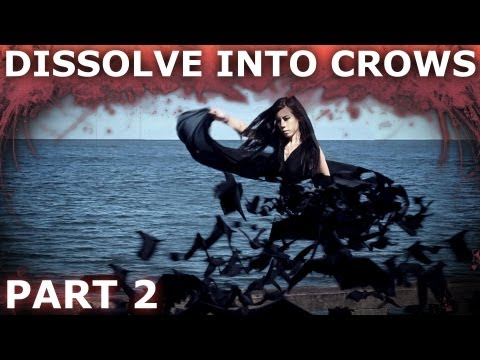 Dissolve Into Crows VFX After Effects Tutorial - Part 2