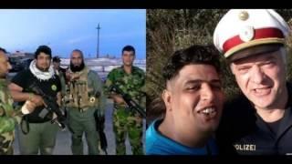 Mörder sind schon da, Beweise Fotos,  Flüchtlinge mit Waffen, ISIS Teroristen ?