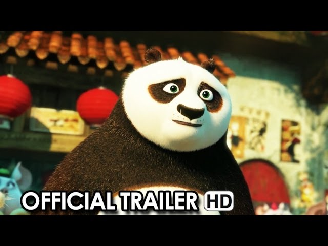 Kung Fu Panda 3 Official Trailer #1 (2016) HD