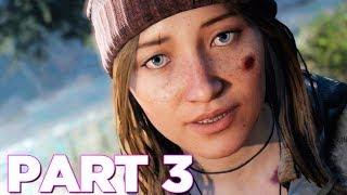 FAR CRY NEW DAWN Walkthrough Gameplay Part 3 - SELENE (PS4 Pro)