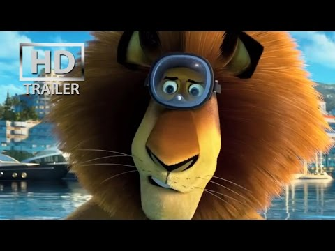 Madagascar 3 Europe´s Most Wanted | trailer #1 US (2012)