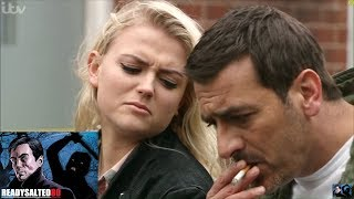 Coronation Street - Bethany Asks Peter For A Cigarette