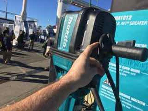 Electric breakers Hilti vs Bosch vs DeWalt vs Makita