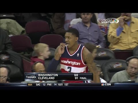 Bradley Beal Full Highlights at Cavaliers (2013.11.20) - 26 Points, 8 Assists, 6 3-Pointers