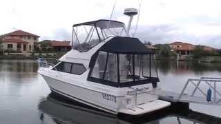 Bayliner 2858 Flybridge for sale Action Boating boat sales Gold Coast