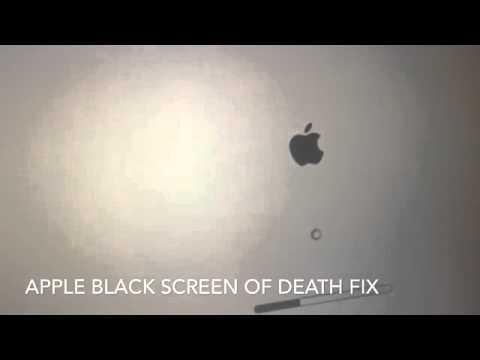 Apple Loading Screen Fixed Apple Black Screen of