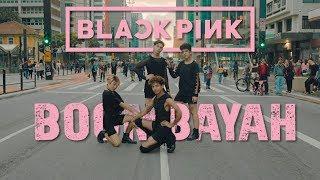 [KPOP IN PUBLIC CHALLENGE] BLACKPINK (붐바야) - BOOMBAYAH - DANCE COVER by B2   BEAT U