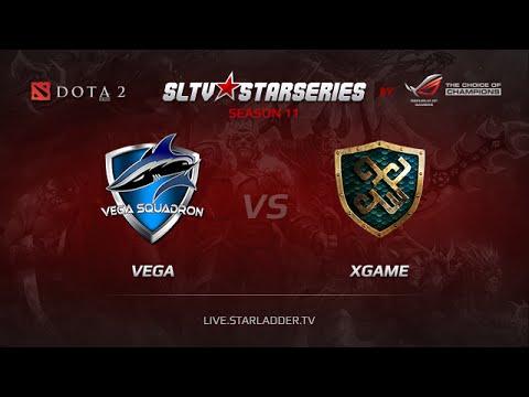 Vegag2a vs xGamekz SLTV Europe Season 11 Day 20