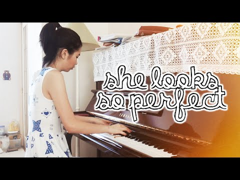 She Looks So Perfect - 5SOS (Piano Cover)