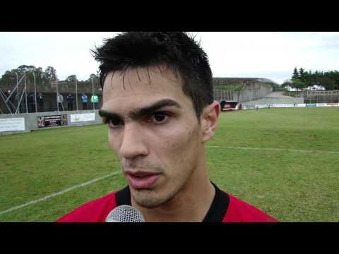 Kaka marca o gol de empate para o Flamengo-BG, e classfica o time para a fase seguinte