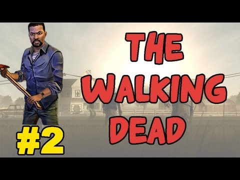 The Walking Dead: Parte 2 - Martelada na cara